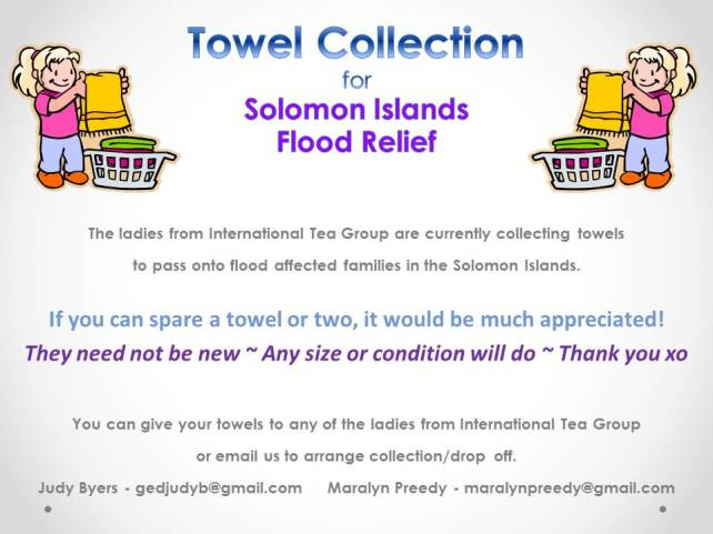 ITG Towel Collection May 2014