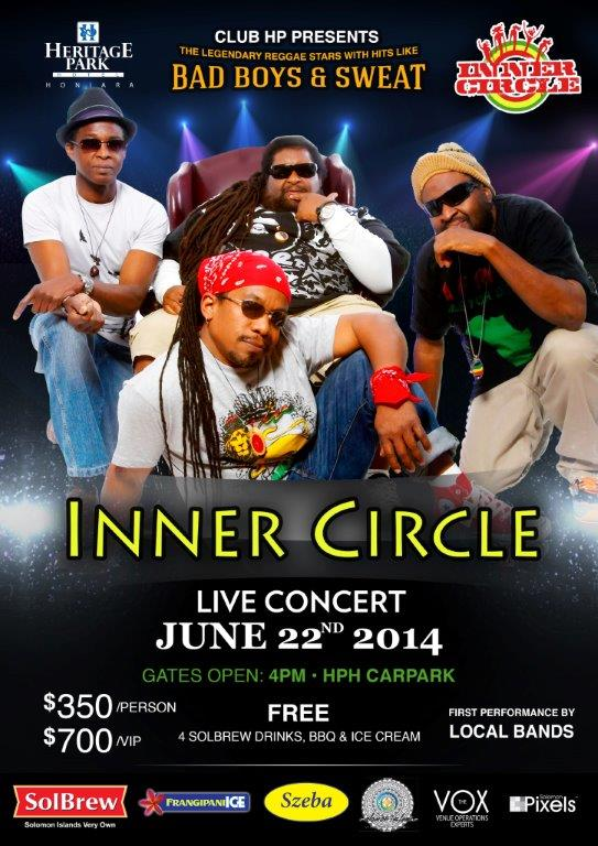 Inner Circle - Poster