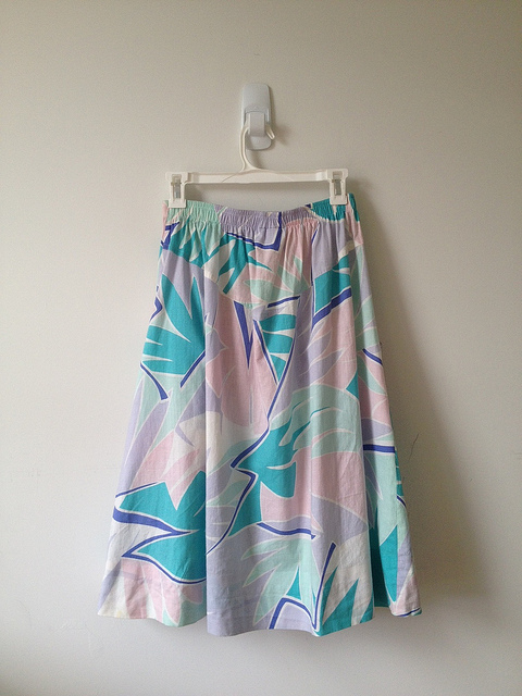 Tropical Skirt