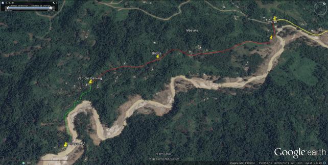 Tenaru Falls Tracking 2