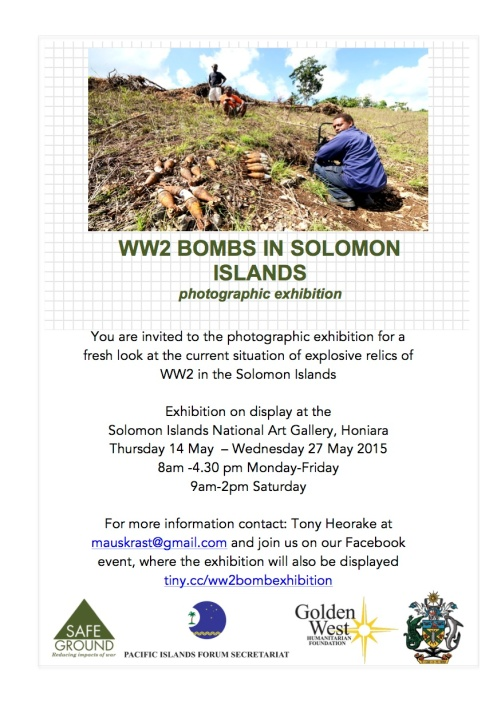 Exhibition Flyer